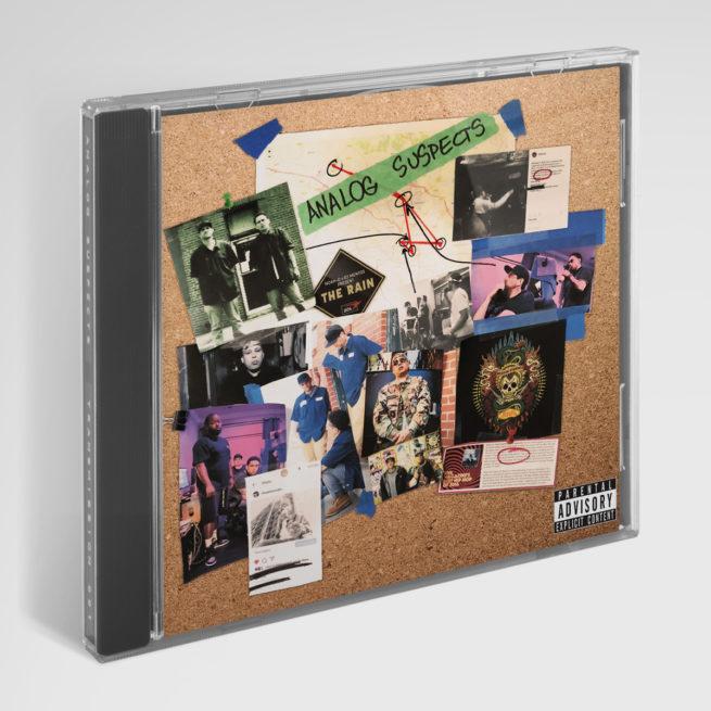 Analog Suspects Transmission 001 CD